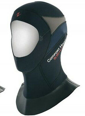 Aqualung Drysuit Wetsuit Comfort Hood - 5.5Mm - Size Small - New