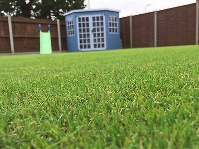 Amazon 40mm Astro Artificial Landscaping Grass Realistic Natural Looking Turf