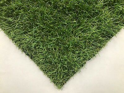 Loco 20mm Astro Artificial Landscaping Grass Realistic Natural Fake Turf