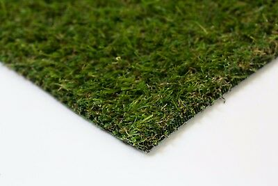 Athens Astro 28mm Artificial Landscaping Grass Realistic Natural Fake Turf Lawn