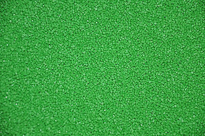 1 lb Color Pigment for  Injection Molding PP or PE, 2% use rate  Lime Green