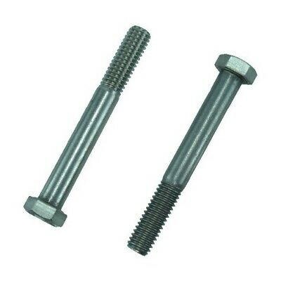 """3/8"""" X 5"""" Stainless Steel Hex Head Bolt (Quantity of 1)"""