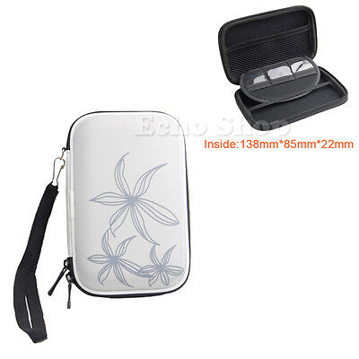"""2.5"""" EVA Hard Case Pouch For WD My Passport Air Portable Hard Drive for Mac"""