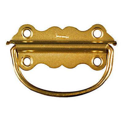 "3-1/2"" Brass Chest Handles (Pack of 2)"