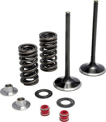 Intake Only Stainless Conversion Valve/Spring Kit Kibblewhite Precision 40-40360
