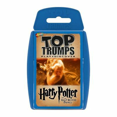 Top Trumps Harry Potter & The Half Blood Prince Card Game