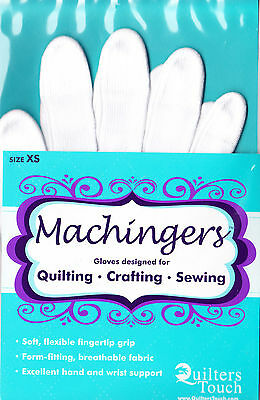 Machingers Quilting Gloves - XS