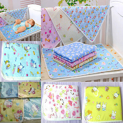 Baby Travel Infant Waterproof Changing Mat Pad Reusable Suitable for Home & Away
