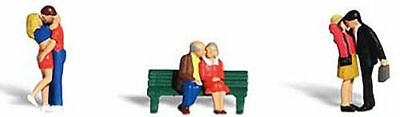 NEW Woodland Scenics Lovers N A2133