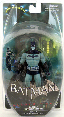 Arkham City Series 2 Batman Detective Mode Variant 7in Action Figure DC Direct
