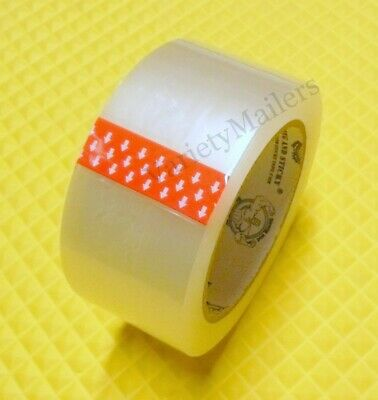 """1 Roll Shurtape HP100 Carton Sealing Tape  2"""" x 330'  1.6 mil  Made in the USA!"""