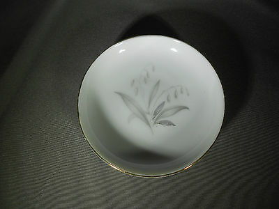 "kaysons golden rhapsodt 3-3/4"" dish 1961 fine china japan free shipping"