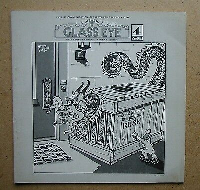 Glass Eye. Vol. 2. No. 4. 1976. Visual Commications Photography Photographers