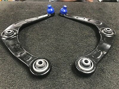 PEUGEOT 206 GTi 180BHP FRONT PAIR LOWER SUSPENSION WISHBONE ARM ARMS PINCH BOLTS