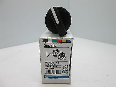New Telemecanique ZB5-AD2 Selector Switch 2 Position Series B
