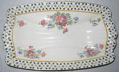 Vintage Royal Winton Grimwades RWI22 Pattern Oblong Tray Excellent Condition