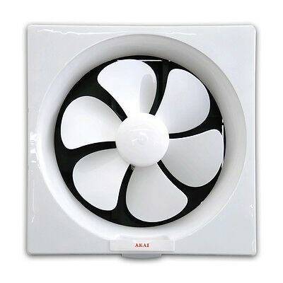 "Powerful Low Noise Ventilation Extactor Exhaust Fans With Shutter 6""8""&12 Inches"