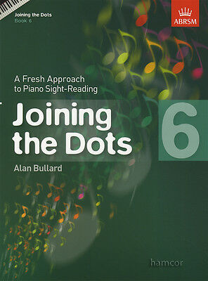 Joining the Dots Piano Book 6 ABRSM Sight-Reading Music Book