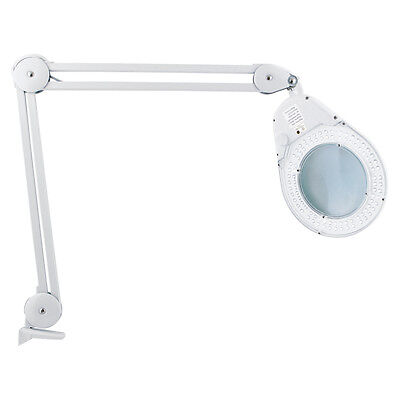 Zadro LED Lighted Clamp-on Lamp Magnifier