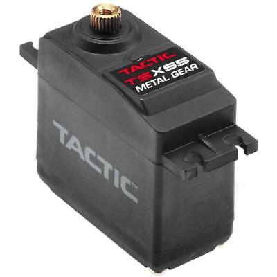 NEW Tactic TSX55 Standard Ultra-Torque Metal Gear 2BB Servo TACM0255