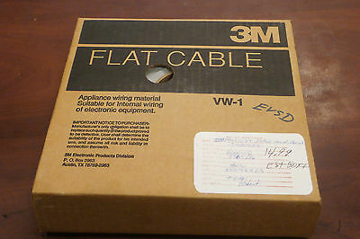 3M VM-1 New Flat Cable (Approx. Est 50 ft)