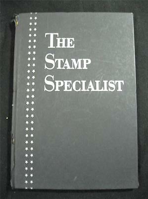 THE STAMP SPECIALIST BLACK BOOK 1945 with BRITISH COLUMBIA CONFEDERATE CIVIL WAR