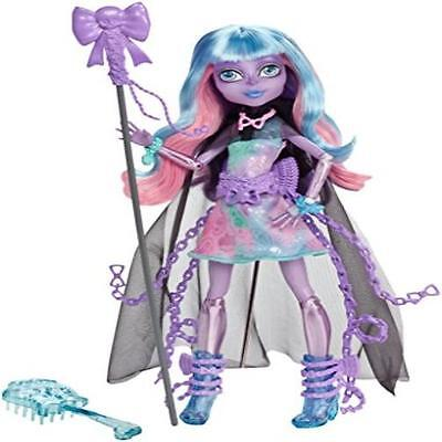 Girls Play Monster High Haunted Student Spirits River Styxx Doll Toys Hobby Acti