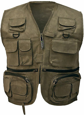****FREE SHIPPING****Frogg Toggs Cascades™ Fly Vest (Sizes M-XXL)  FV33101-05