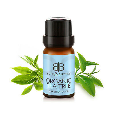 100% Pure Organic TEA TREE Essential Oil 10ml, 30ml, 50ml, 100ml