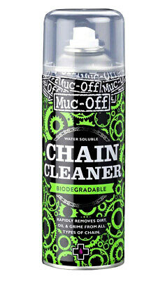 MUC-OFF CHAIN CLEANER 400ML AEROSOL New