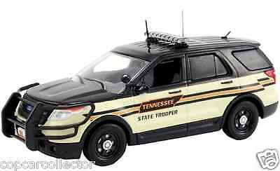 First Response 1/43 Ford Interceptor Utility Tennessee State Police SUV
