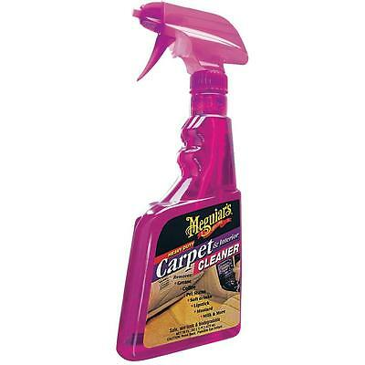 Meguiars Carpet & Interior Cleaner 473ml G9416 Upholstery Removes Stains Car