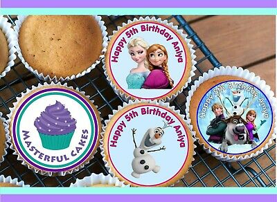 20 Robbie Williams edible rice paper cup cake toppers,.