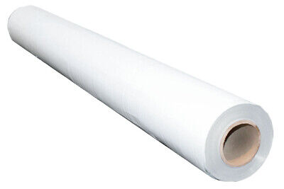 500 sqft Solid White Radiant Barrier Attic Foil Reflective Insulation 4'x125'