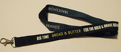Bread & Butter Berlin 2013 Big Time Schlüsselband Lanyard NEU (T278)