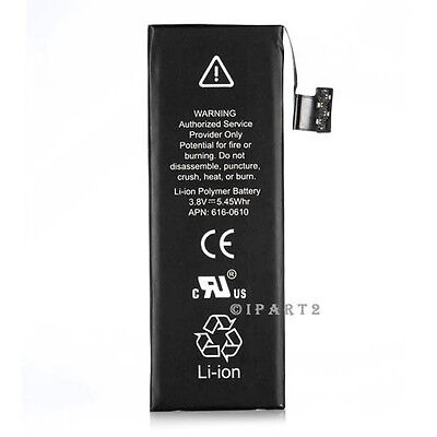 Replacement 3.8V 1440mAh Internal Li-ion Battery with Flex Cable for iPhone 5 5G