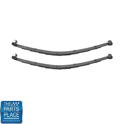 1968-79 Chevrolet Nova / Chevy II Rear Multi-Leaf Springs - Pair
