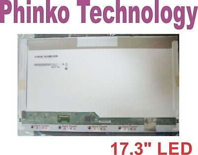 "New 17.3"" LCD Laptop Screen LED Display HP ProBook 4710 4710s 4720s 4730s 4740s"