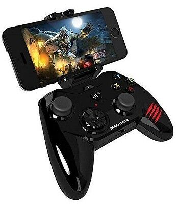 Mad Catz Micro C.T.R.L.i Manette Bluetooth pour iPad/iPod/iPhone Noir NEUF