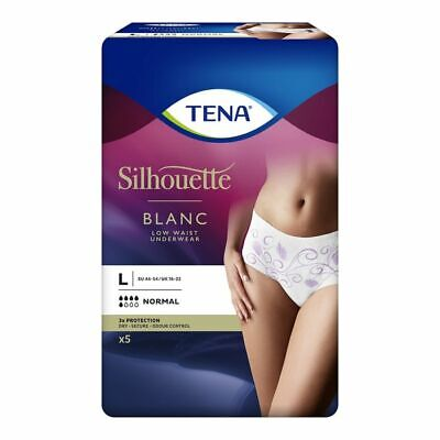 TENA Lady Pants Discreet LARGE PACK OF 5