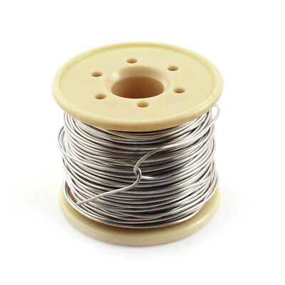 15M 50ft 1mm AWG18 Nichrome Resistance Resistor Wire for Heating Elements