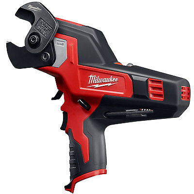 Milwaukee M12 600 MCM Cable Cutter (Tool Only) 2472-20 New