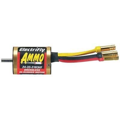 NEW Great Planes Ammo 24-33-3180 In-Runner Brushless Motor GPMG5155