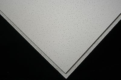 SANDTONE TEXTURE TEGULAR 600mm x 600mm SUSPENDED CEILING TILES (10/Box)