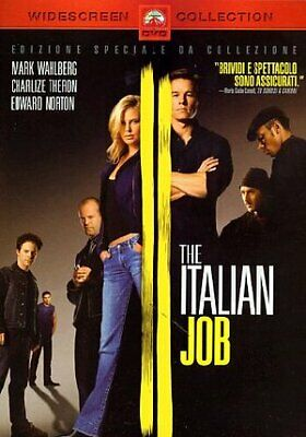 The Italian Job  Dvd Azione
