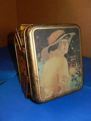 Vintage Coca Cola Tin Box