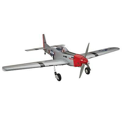 NEW Great Planes P-51 Mustang Sport Fighter GP/EP ARF 52  GPMA1208