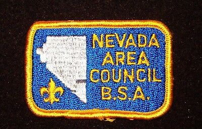 BOY SCOUT  NEVADA AREA COUNCIL CP  SILVER STATE