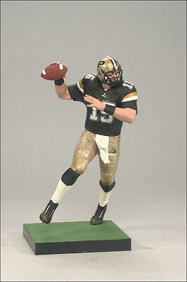 NCAA College Football 2 Drew Brees PURDUE 6in Action Figure McFarlane Toys