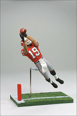 College Football Series 1  Hines Ward 6in Action Figure McFarlane Toys